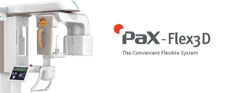 centri diagnostici tbm - dentalscanpax-flex